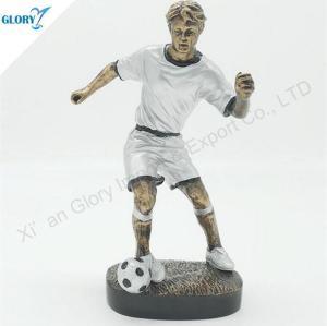Wholesale Action Player Soccer Trophys