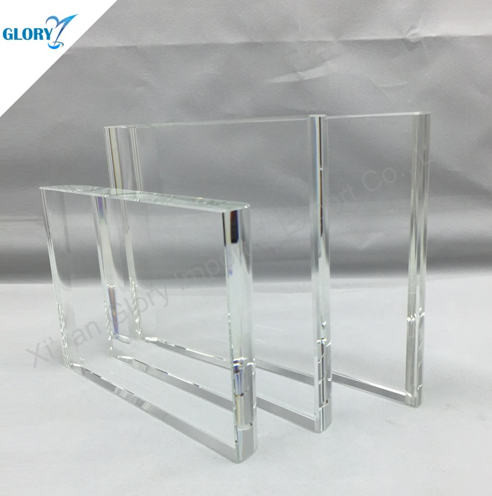 Blank Glass Crystal Awards for Trophy Winner