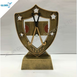 Star Theme Quality Resin Hockey Trophies for Winner
