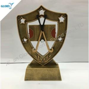 Star Theme Quality Resin Hockey Trophies for Winner