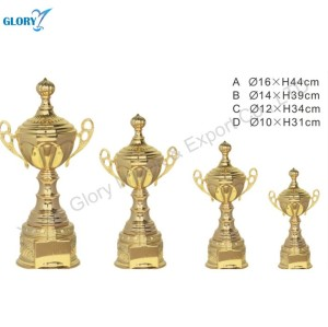 Quality Metal Gold Medal Trophy Cups Parts for Sale