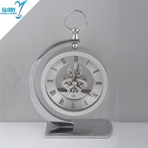 Modern Home Art Ornamental Quartz Decorative Wall Clocks Gift