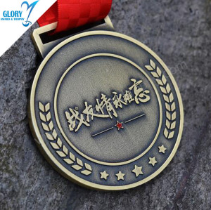 Quality Custom Engraved Blank Metal Medallions for Awards