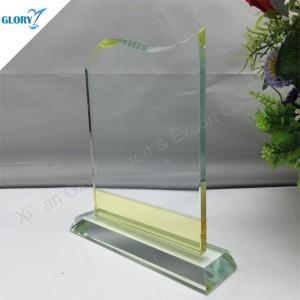 Wholesale Custom Glass Awards for Event Souvenir