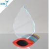 Wholesale Best Design Shield Glass Awards Plaques Trophies