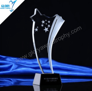 Elegant Star Trophies and Awards