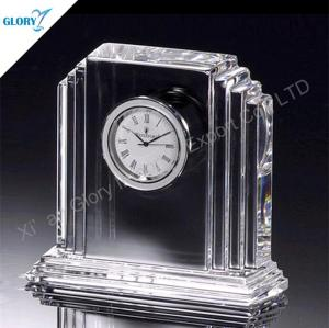 Wholesale Unique Table Gift Small Desk Clock for Souvenir