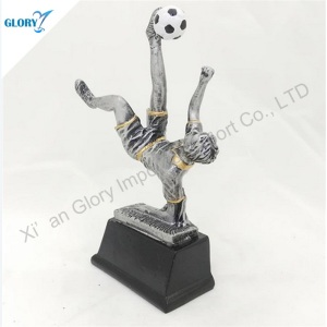 Football Player Action Figure Cheap Football Trophies