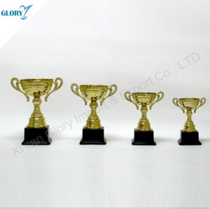 Wholesale Golden Trophy Parts for Souvenir