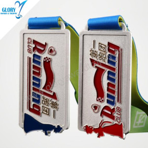 Wholesale China New Custom Running Medal for Souvenir