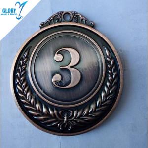 Online China Maker Order School Sports Medals for Kids