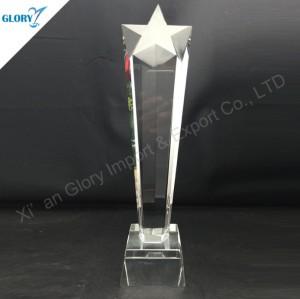 Wholesale Crystal Star Trophies