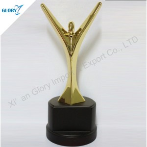 Custom Designed Corporate Trophies and Awards