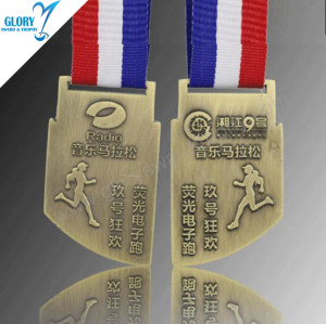 Custom Sport Marathon Medal for Souvenir
