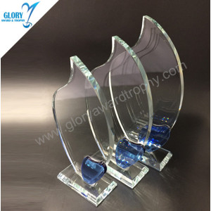 China wholesale Guangzhou New style glass trophies awards