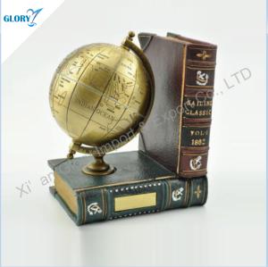 Wholesale World Globe Metal Trophy for Award Show