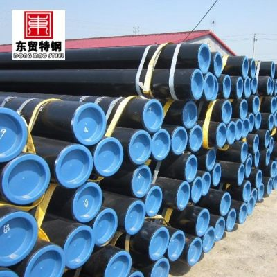 ASTM A106B seamless carbon steel pipe