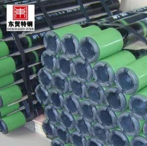 Mono tubo tubo del aceite en tubos de acero