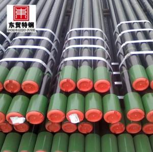 Api 5ct j55 tubo de acero