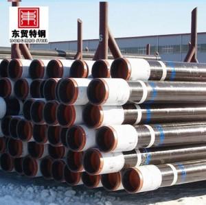 Api i80 cañería de la cubierta de tubos de acero de china