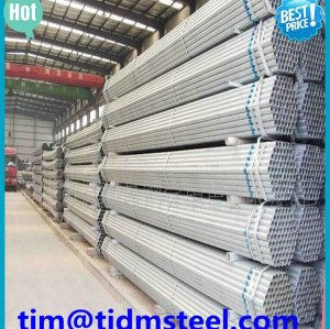 8 inch schedule 40 galvanized steel pipe