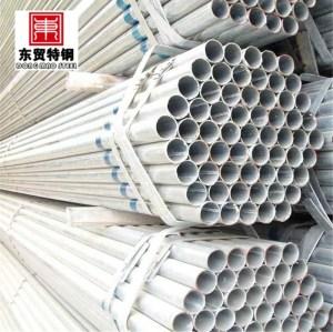 4 pulgadas 5 pulgadas 8 pulgadas galvanizado tubo tubo de acero