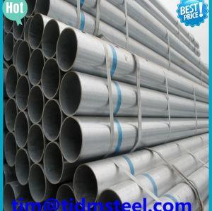 Calendario 80 tubo de acero galvanizado