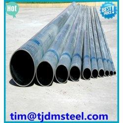Tubo de aço galvanizado para irrigação