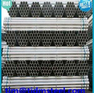 Grande diâmetro tubos soldados de aço galvanizado