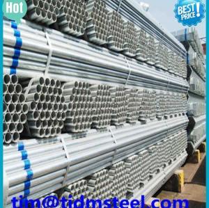 Tubo de aço galvanizado classe b