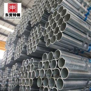 Pared delgada tubería de acero galvanizado