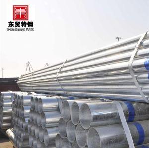 Din 2444 tubo de acero galvanizado