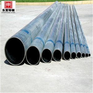 Caliente 32 mm galvanizado tubos