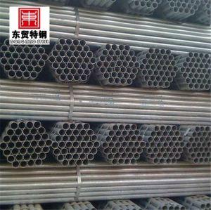 Acero dulce acero al carbono tubo de acero galvanizado