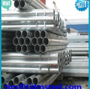 asme b 36.10m galvanized seamless steel pipe