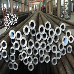 Liga tubo de aço sem costura made in china por estrutura