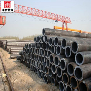 gb6479 15crmo alloy steel pipe manufacture