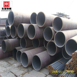 Черный стальные бесшовные трубы sch40 astm a106