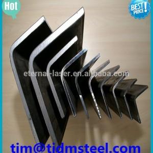 Ferro de ângulo ângulo de ferro galvanizado alta resistência de aço ângulo