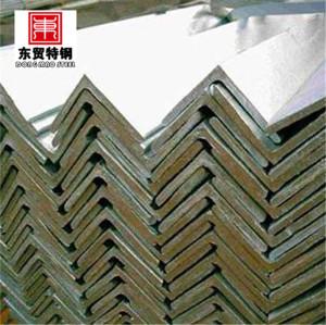 Q235 Q345 construção estrutural laminados a quente ferro de ângulo