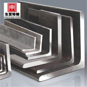 Ângulo de aço de carbono leve S235 S355 SS400 A36