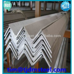 prime a36 q235 black hot rolled angle steel