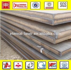 china fornecedor com preços competitivos de chapa de aço leve