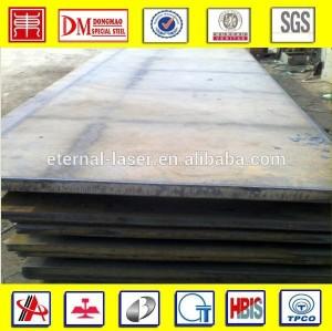 Proporcionar alta calidad de acero suave placa con precio de fábrica