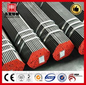 schedule 40 stpg370 seamless carbon round black steel pipe