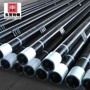 J55 k55 l80 n80 p110 api 5ct tubo de cobertura