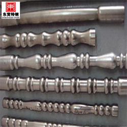 welded stainless steel decorative pipe