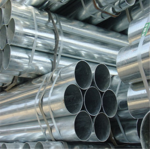 pre galvanized steel pipe for irrigation