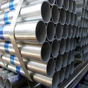 1.5 inch 4 inch 5 inch galvanized steel pipe tube