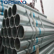schedule 20 galvanized steel pipe